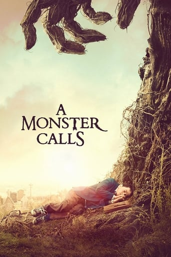 Watch A Monster Calls (2016) Fmovies