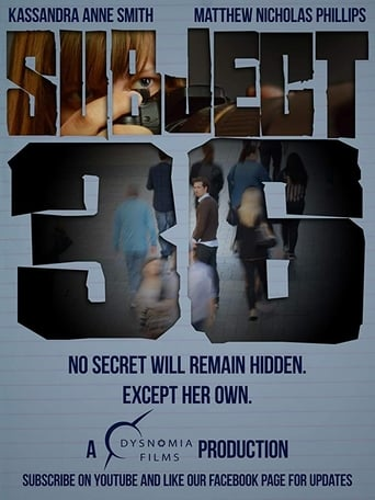 Watch Subject 36 (2017) Fmovies