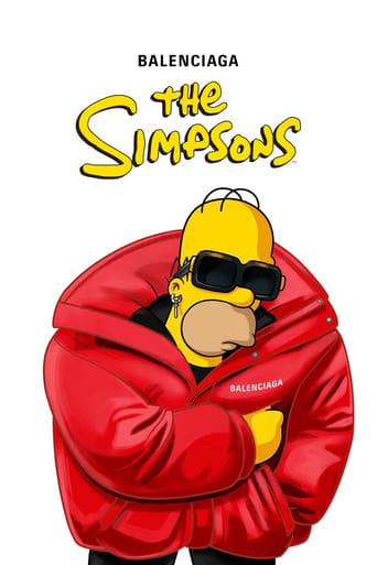 The Simpsons | Balenciaga