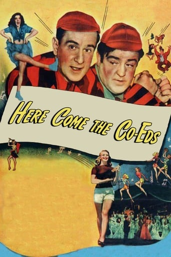 watch Here Come the Co-eds free online 1945 english subtitles HD stream