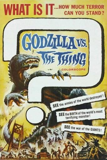 Mothra vs. Godzilla (1964)
