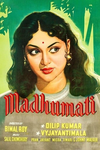 Madhumati (1958)