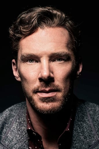 Image of Benedict Cumberbatch