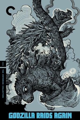 Godzilla Raids Again (1959)