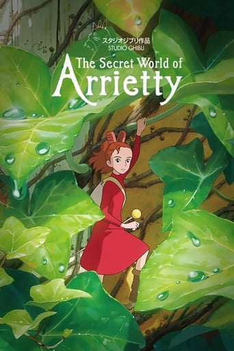 Watch The Secret World of Arrietty (2010) Fmovies