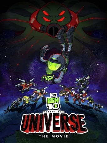 Image Ben 10 vs. the Universe: The Movie