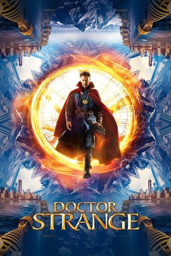 Watch Doctor Strange (2016) Fmovies