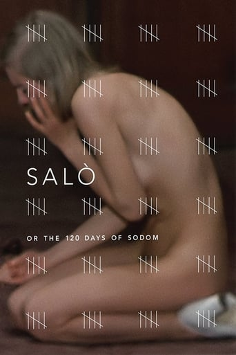 Salò, or the 120 Days of Sodom (1976)
