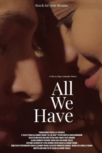 Watch All We Have (2021) Fmovies