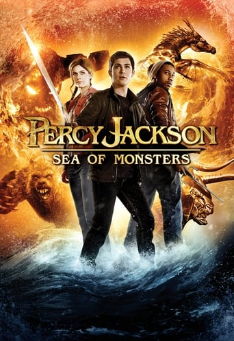 Percy Jackson: Sea of Monsters (2013)