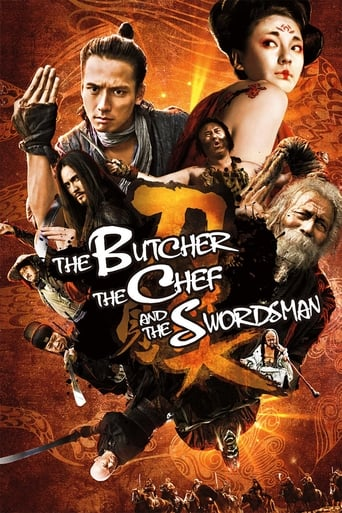 watch The Butcher, the Chef, and the Swordsman free online 2011 english subtitles HD stream