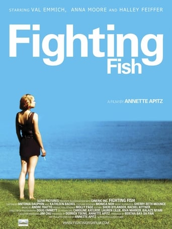 Image Fighting Fish