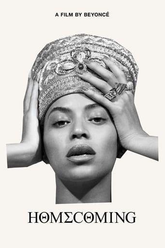 Homecoming: A Film by Beyoncé (2019)