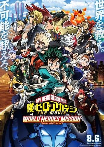 My Hero Academia: World Heroes' Mission Uptobox