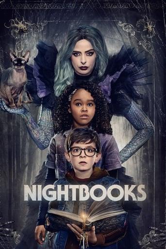 watch Nightbooks free online 2021 english subtitles HD stream