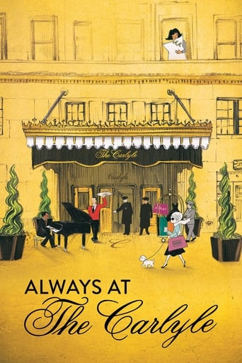 watch Always at The Carlyle free online 2018 english subtitles HD stream