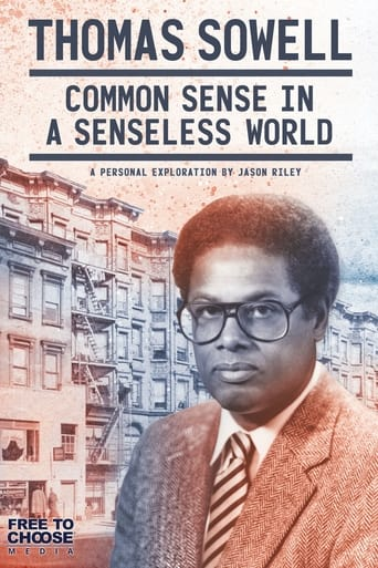 Image Thomas Sowell: Common Sense in a Senseless World, A Personal Exploration by Jason Riley