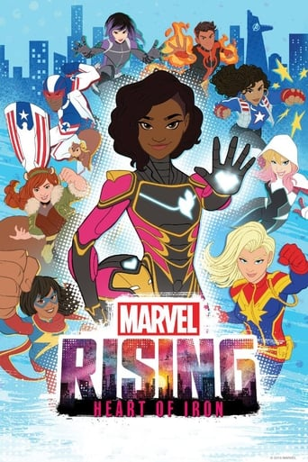 watch Marvel Rising: Heart of Iron free online 2019 english subtitles HD stream