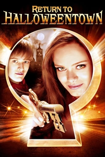 watch Return to Halloweentown free online 2006 english subtitles HD stream