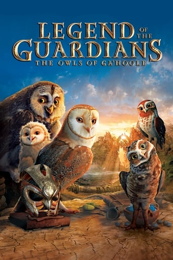 Watch Legend of the Guardians: The Owls of Ga'Hoole (2010) Fmovies