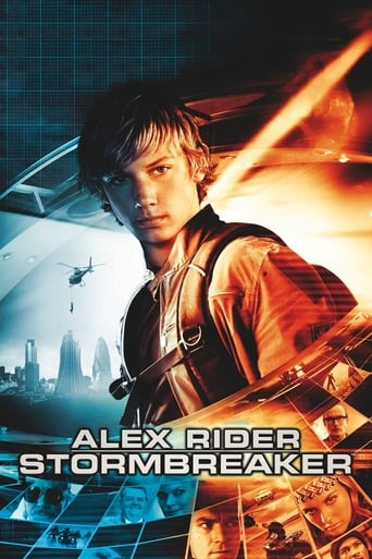 Alex Rider: Operation Stormbreaker (2006)