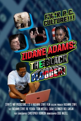 Watch Zidane Adams: The Black Blogger! (2021) Fmovies