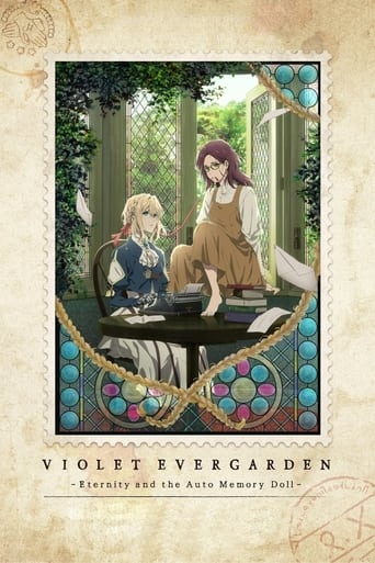 Watch Violet Evergarden: Eternity and the Auto Memories Doll (2019) Fmovies