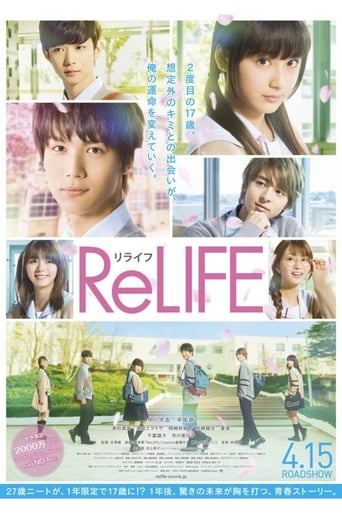 watch ReLIFE free online 2017 english subtitles HD stream