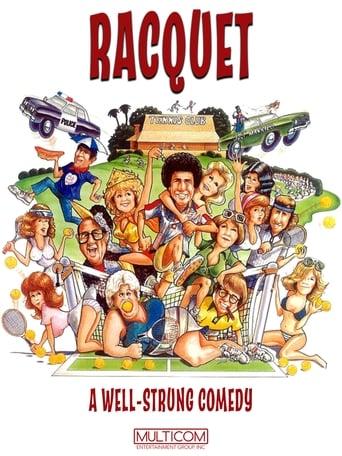 Poster of Racquet