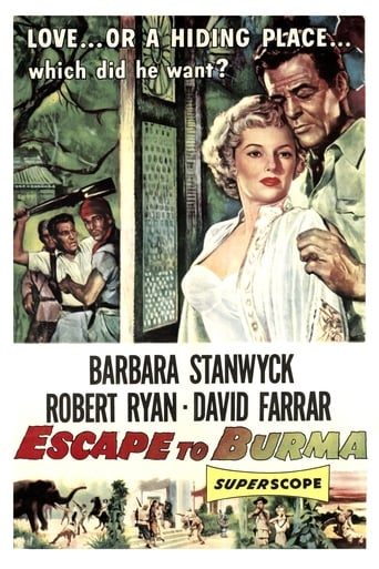 Poster of Escape to Burma