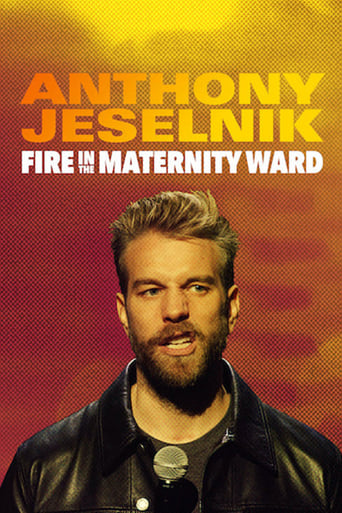 Anthony Jeselnik: Fire in the Maternity Ward Poster