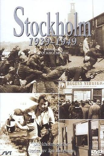 Stockholm 1939-1949