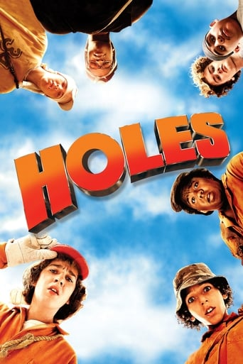 Poster of Holes