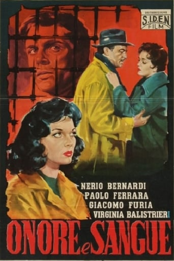 Poster of Onore e sangue