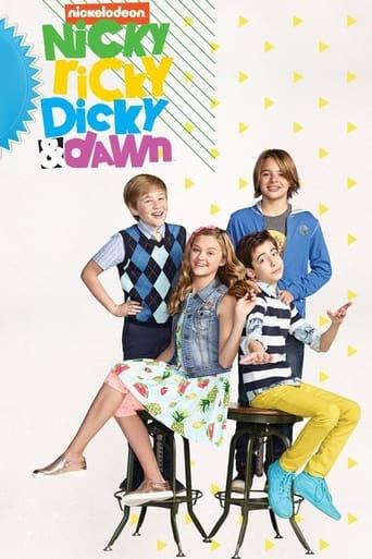 Nicky, Ricky, Dicky & Dawn Poster