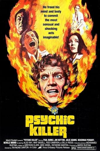 Poster of Psychic Killer