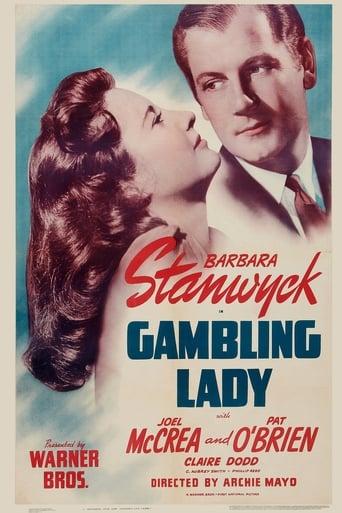 Poster of Gambling Lady