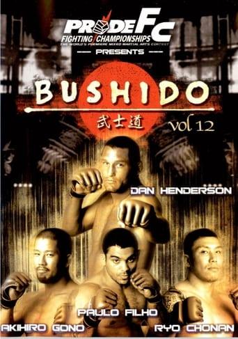 Pride Bushido 12
