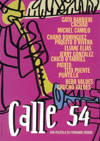 Poster of Calle 54