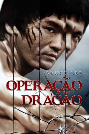 Operação Dragão - Poster
