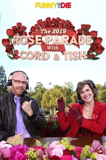Poster of The 2019 Rose Parade with Cord & Tish