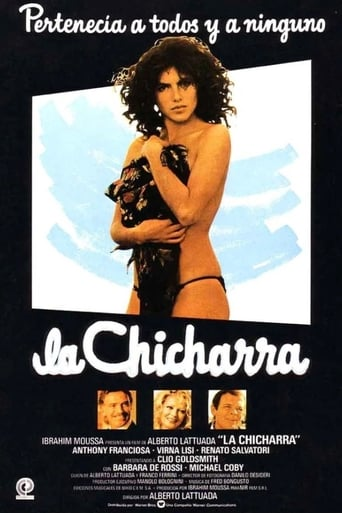 Poster of La chicharra