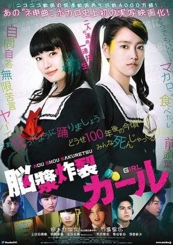 Poster of Brain Fluid Explosion Girl
