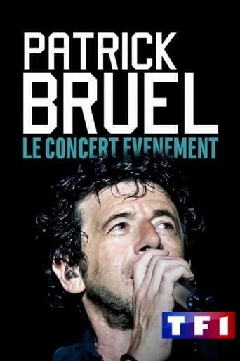Poster of Patrick Bruel, le concert événement