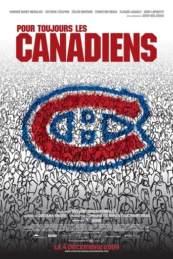 Poster of Pour toujours les canadiens