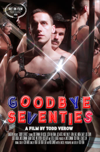 Goodbye Seventies Poster