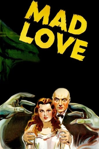 Poster of Mad Love