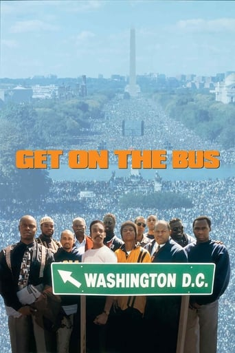 Poster of Get on the Bus