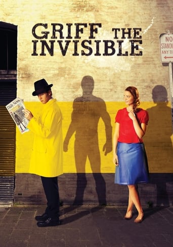 Poster of Griff the Invisible