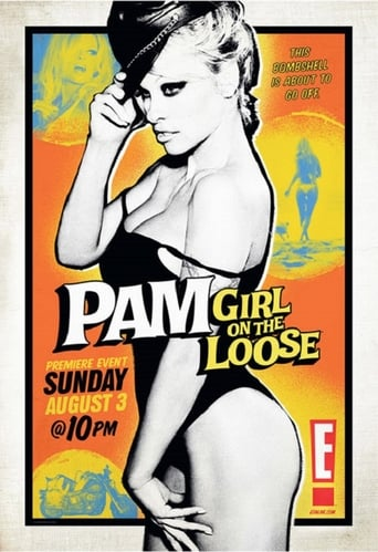 Poster of E!'s Pam: Girl on the Loose!